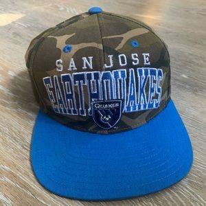 Adidas MLS San Jose Earthquakes SnapBack
